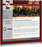 The Africa Trade Office website