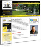 Bowie State University BIG Campaign website