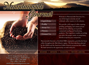 Mountainside Gourmet Coffee