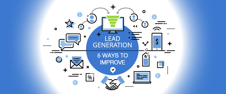 5 Ways to Improve Your Website's Lead Generation